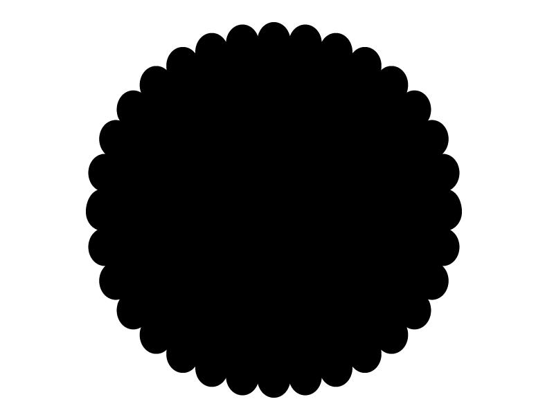 40 x 40 cm | Kreidetafel Button Tafelfolie  | Kreide & Kreidestift | schwarz | selbstklebend